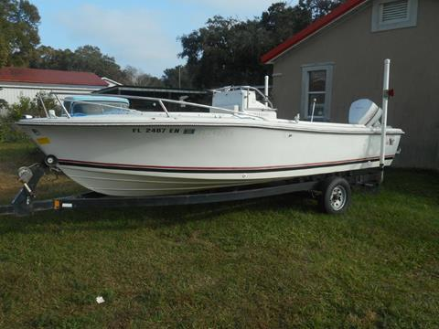 1986 Wellcraft 180 FISHERMAN