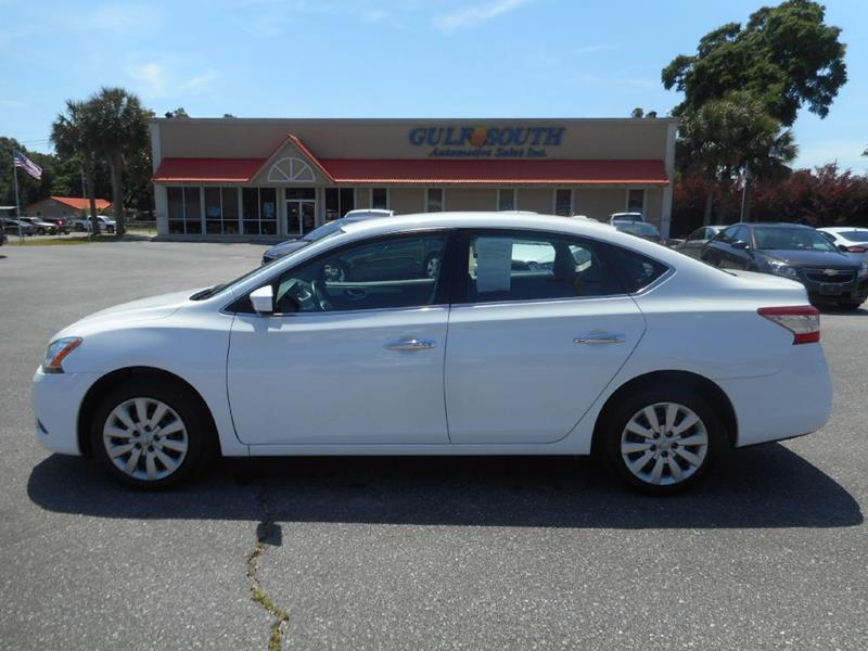 2015 Nissan Sentra SV Used Cars In Pensacola, FL 32505