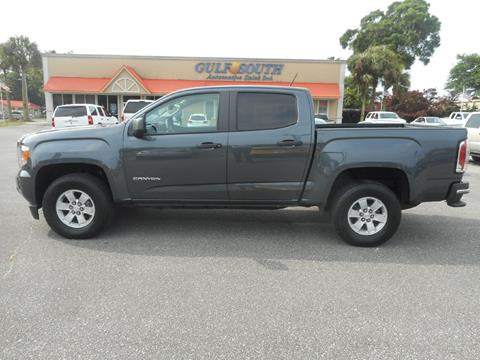 2017 GMC Canyon for sale in Pensacola, FL