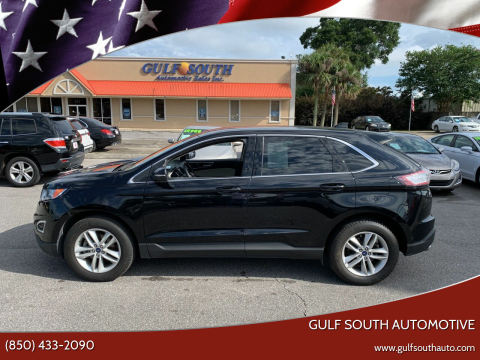 2016 Ford Edge for sale at Gulf South Automotive in Pensacola FL
