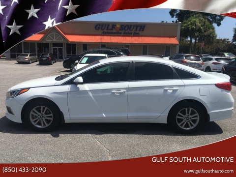 2017 Hyundai Sonata for sale at Gulf South Automotive in Pensacola FL