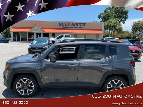 2018 Jeep Renegade for sale at Gulf South Automotive in Pensacola FL