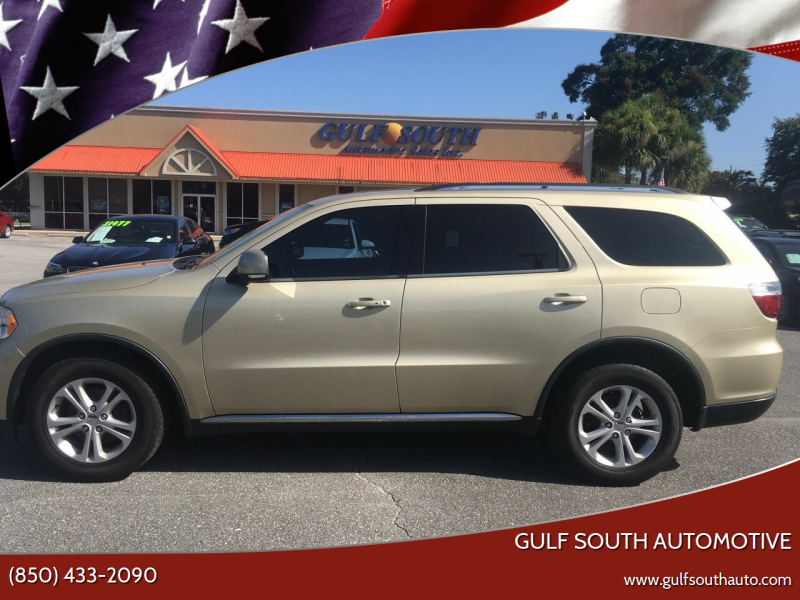 2011 Dodge Durango for sale at Gulf South Automotive in Pensacola FL