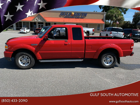2010 Ford Ranger for sale at Gulf South Automotive in Pensacola FL