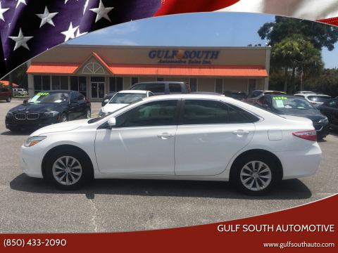 2017 Toyota Camry for sale at Gulf South Automotive in Pensacola FL