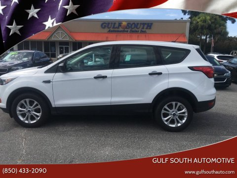 2019 Ford Escape for sale at Gulf South Automotive in Pensacola FL