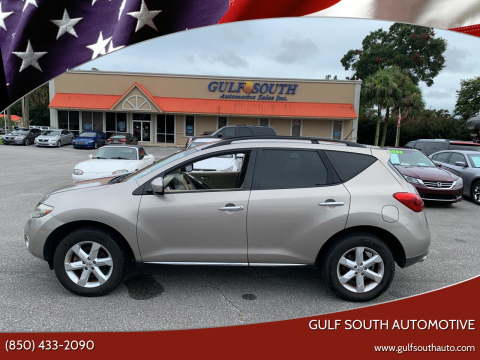 2010 Nissan Murano for sale at Gulf South Automotive in Pensacola FL