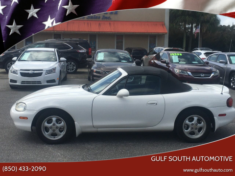 1999 Mazda MX-5 Miata for sale at Gulf South Automotive in Pensacola FL