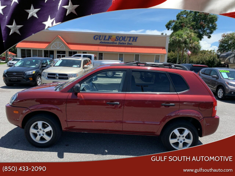 2006 Hyundai Tucson for sale at Gulf South Automotive in Pensacola FL