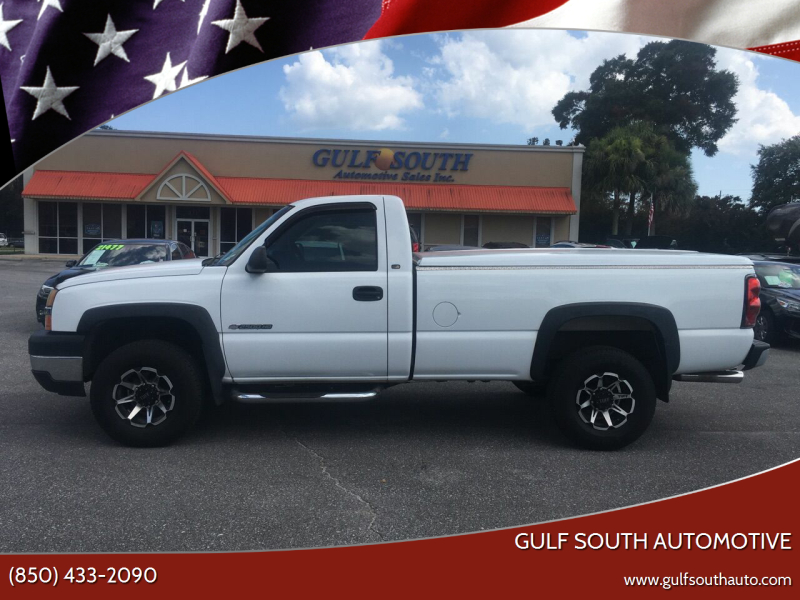 2004 Chevrolet Silverado 2500HD for sale at Gulf South Automotive in Pensacola FL