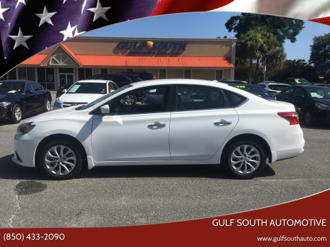 2019 Nissan Sentra for sale at Gulf South Automotive in Pensacola FL