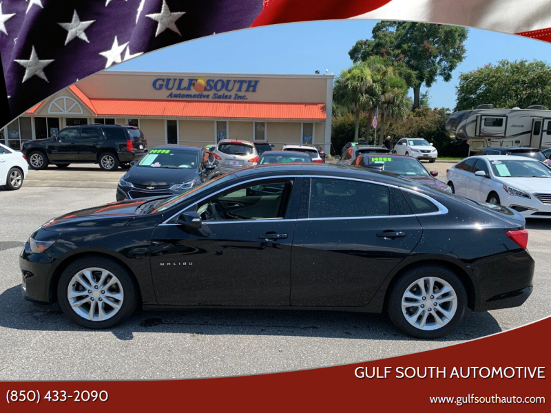 2018 Chevrolet Malibu for sale at Gulf South Automotive in Pensacola FL