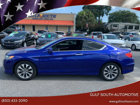 2013 Honda Accord for sale at Gulf South Automotive in Pensacola FL