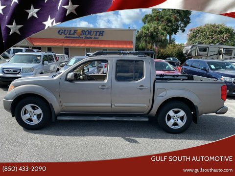 2006 Nissan Frontier for sale at Gulf South Automotive in Pensacola FL
