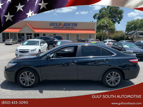 2015 Toyota Camry for sale at Gulf South Automotive in Pensacola FL