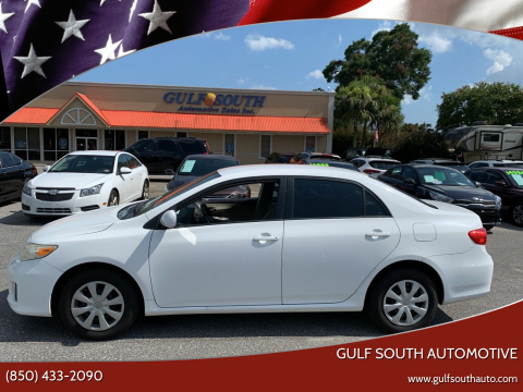 2011 Toyota Corolla for sale at Gulf South Automotive in Pensacola FL