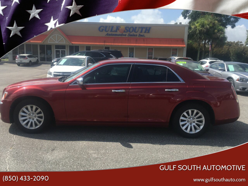 2013 Chrysler 300 for sale at Gulf South Automotive in Pensacola FL