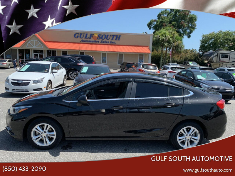 2017 Chevrolet Cruze for sale at Gulf South Automotive in Pensacola FL