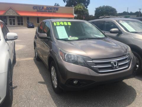 2012 Honda CR-V for sale at Gulf South Automotive in Pensacola FL