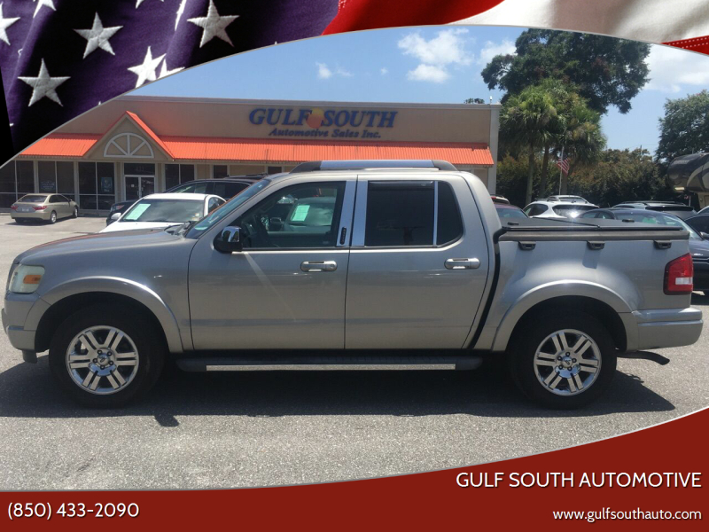 2008 Ford Explorer Sport Trac for sale at Gulf South Automotive in Pensacola FL