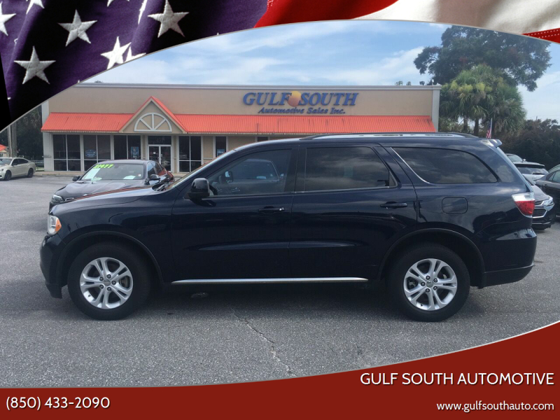 2013 Dodge Durango for sale at Gulf South Automotive in Pensacola FL