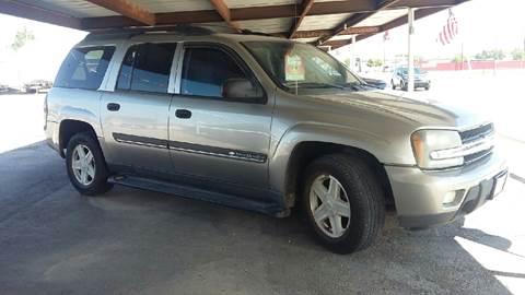 2002 Chevrolet TrailBlazer for sale in Lovington, NM