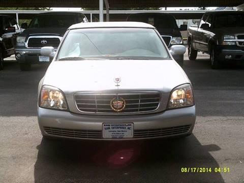2005 Cadillac DeVille for sale in Lovington, NM