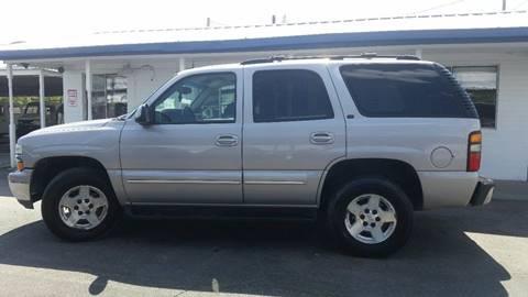 2004 Chevrolet Tahoe for sale in Lovington, NM