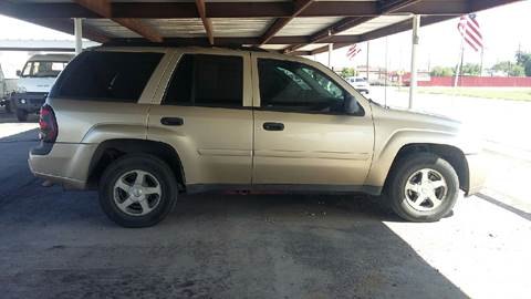 2006 Chevrolet TrailBlazer for sale in Lovington, NM