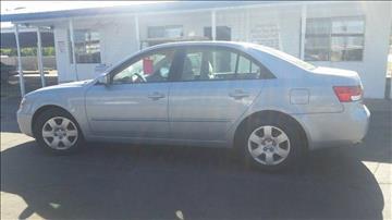 2008 Hyundai Sonata for sale in Lovington, NM
