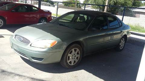 2007 Ford Taurus for sale in Lovington, NM