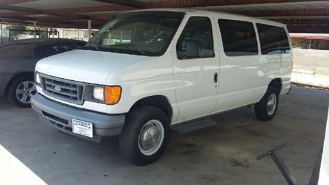 2006 Ford E-Series Wagon for sale in Lovington, NM