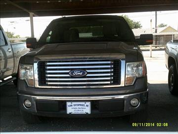 2010 Ford F-150 for sale in Lovington, NM