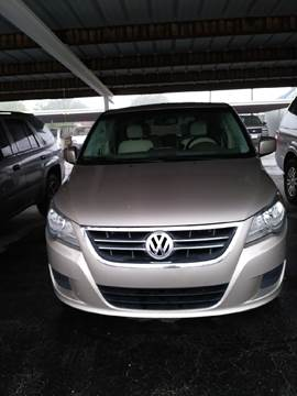 2009 Volkswagen Routan for sale in Lovington, NM