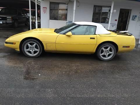 1992 Chevrolet Corvette for sale in Lovington, NM