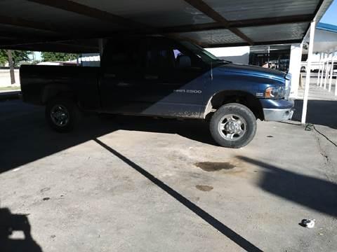 2003 Dodge Ram Pickup 2500 for sale in Lovington, NM