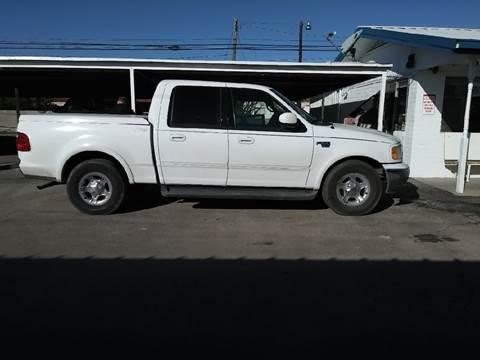 2001 Ford F-150 for sale in Lovington, NM