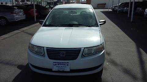 2007 Saturn Ion for sale at Kann Enterprises Inc. in Lovington NM