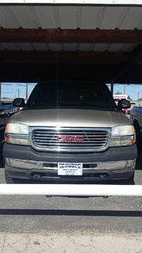 2001 GMC Sierra 2500HD for sale in Lovington, NM