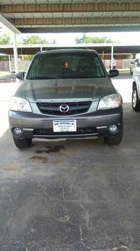2003 Mazda Tribute for sale at Kann Enterprises Inc. in Lovington NM
