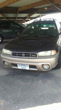 1999 Subaru Legacy for sale at Kann Enterprises Inc. in Lovington NM