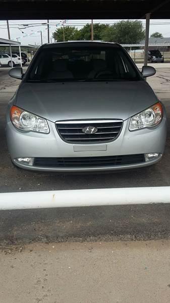 2009 Hyundai Elantra GLS 4dr Sedan 4A   Lovington NM