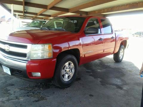2008 Chevrolet Silverado 1500 for sale at Kann Enterprises Inc. in Lovington NM