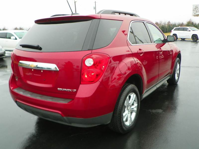 2015 Chevrolet Equinox AWD LT 4dr SUV w/1LT - Lagrange IN