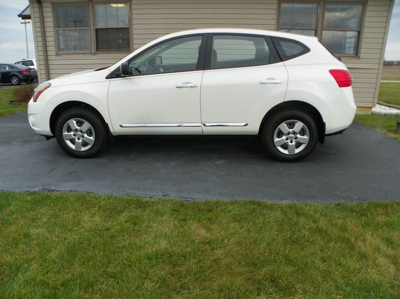 2014 Nissan Rogue Select AWD S 4dr Crossover - Lagrange IN