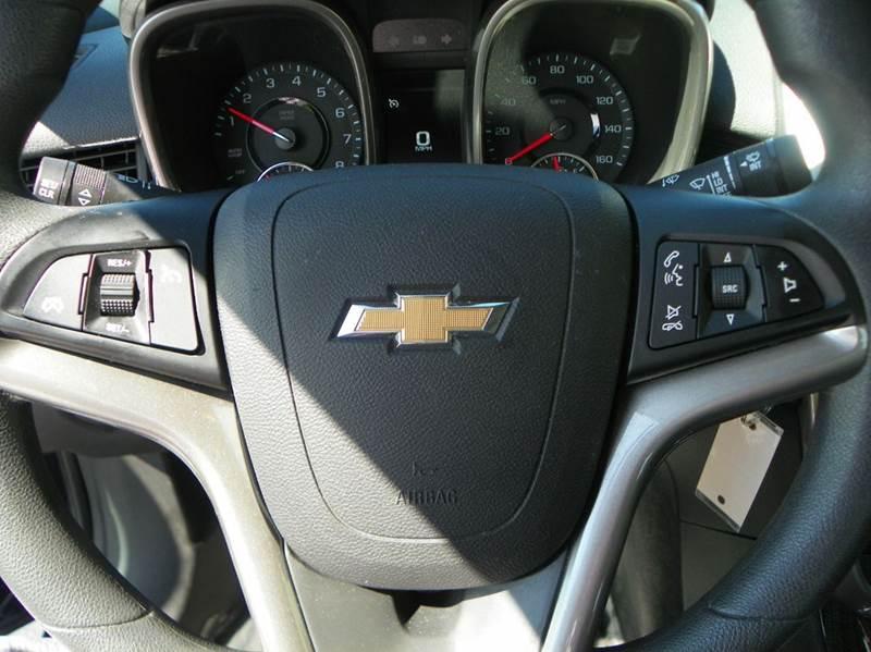 2015 Chevrolet Malibu LT 4dr Sedan w/1LT - Lagrange IN