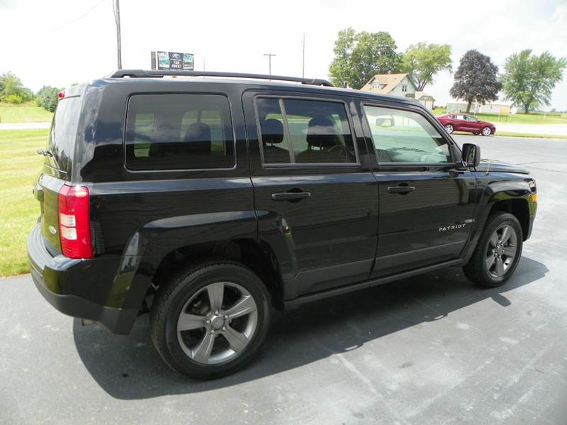 2015 Jeep Patriot 4x4 Latitude 4dr SUV - Lagrange IN