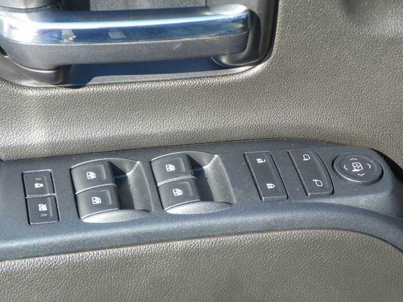 2016 GMC Sierra 1500 4x4 4dr Double Cab 6.5 ft. SB - Lagrange IN