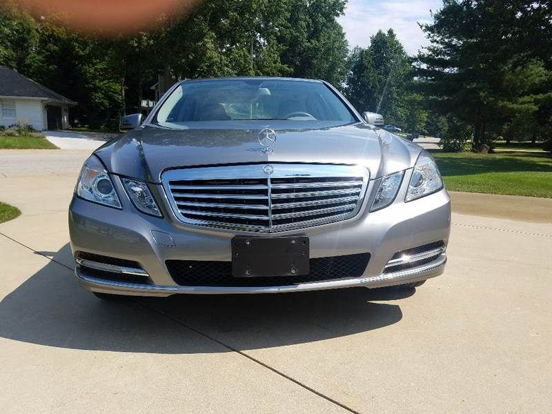 2012 Mercedes-Benz E-Class E 350 Luxury 4dr Sedan - Lagrange IN