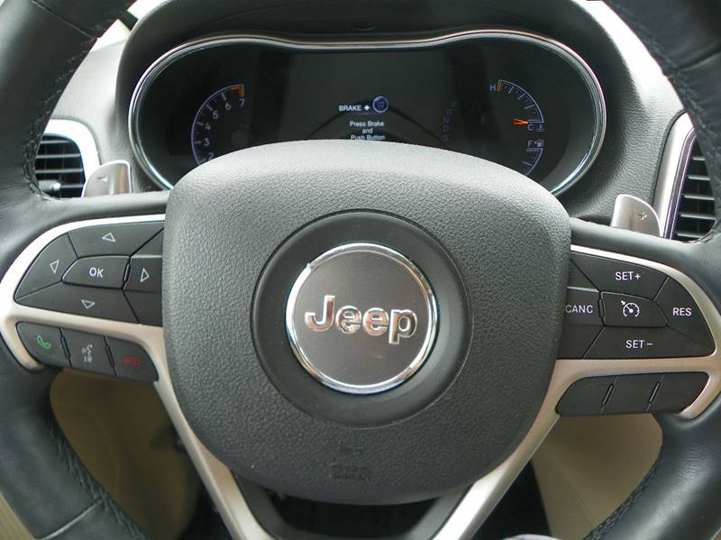 2014 Jeep Grand Cherokee 4x4 Limited 4dr SUV - Lagrange IN